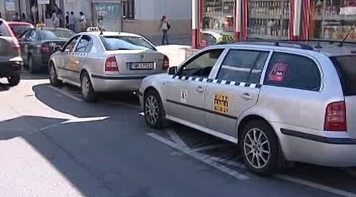 Taxikáři