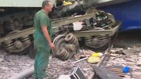 Nehoda ve Studénce - archiv