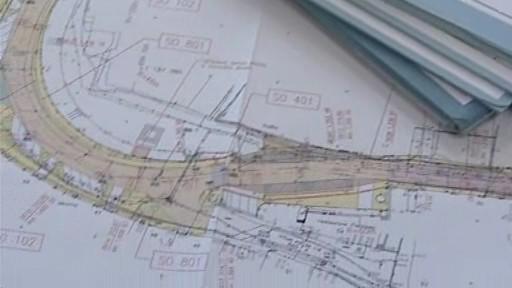 Plány na opravu silnice ve Vranově