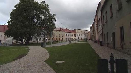Karlovo náměstí v Polné