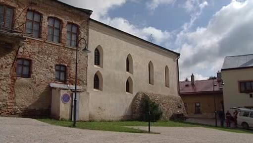 Synagoga v Polné