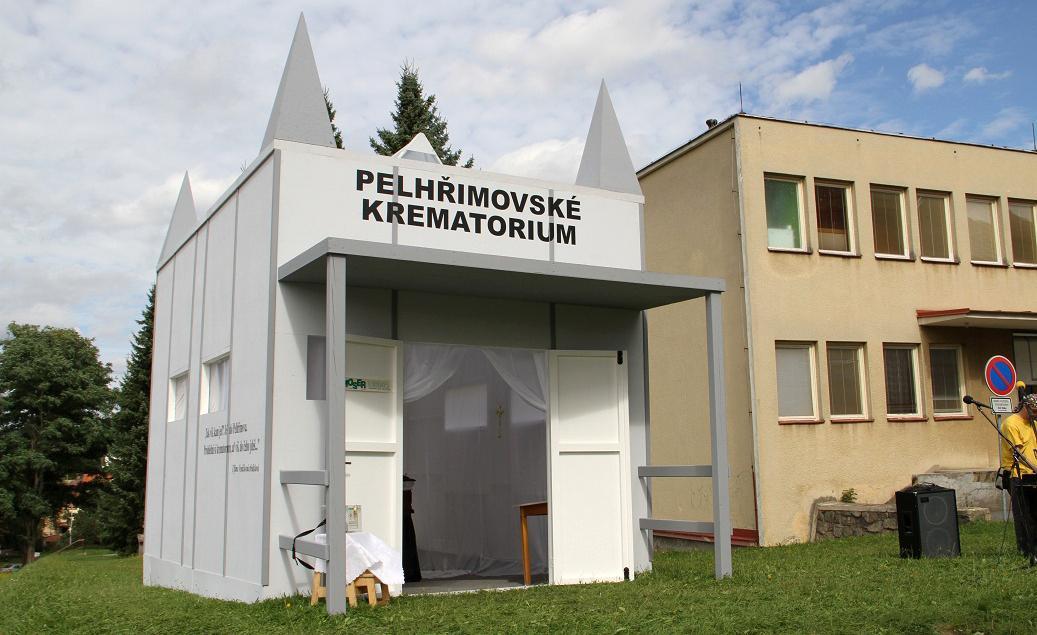 Fiktivní krematorium