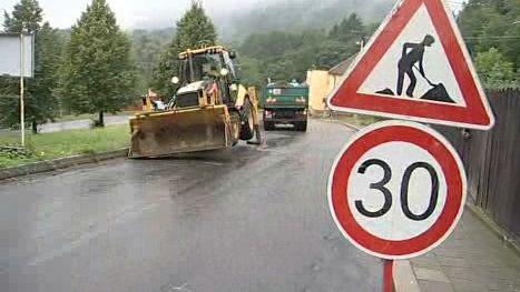 Oprava vozovky