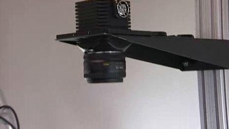 Fotoaparát s vysokým rozlišením