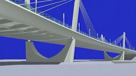Projekt nového mostu