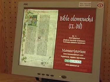 Multimediální Bible