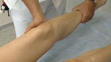 Vyšetření kolenního kloubu