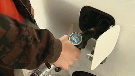 Čerpání paliva
