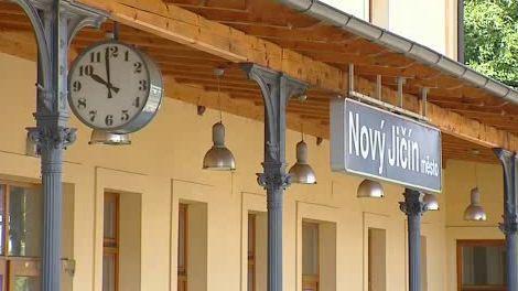 Železniční stanice Nový Jičín