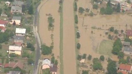 Záplavy - archiv