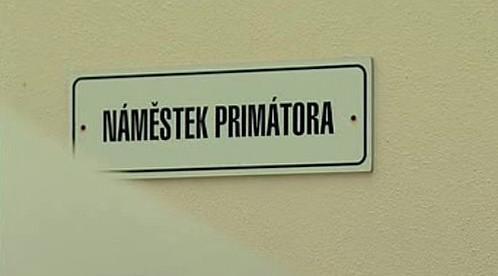 Kancelář náměstka Radka Vovsíka