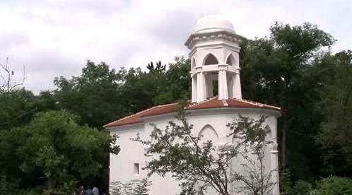 Kaple na Svatém kopečku u Mikulova
