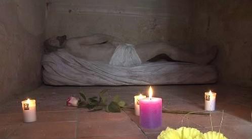 Boží hrob na Svatém kopečku