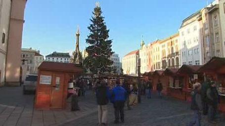 Vánoční trhy - foto archiv