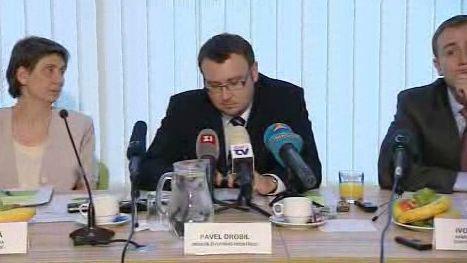 Ministr Pavel Drobil