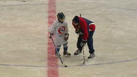 Hokejový kemp ve Valašském Meziříčí
