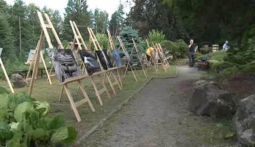 Rudka u Kunštátu hostí workshop pro lidi s handicapem
