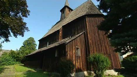 Kostel v Hodslavicích
