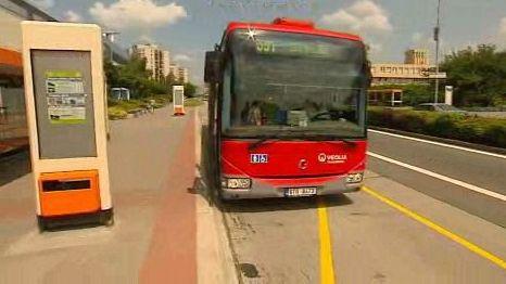 Pravidelná autobusová linka