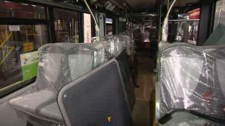 Trolejbus z dílny ostravského dopravního podniku