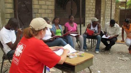 Charita na Haiti