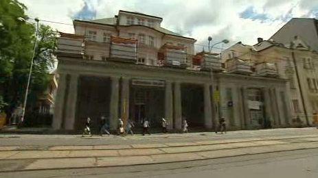Krausova vila na Nádražní ulici
