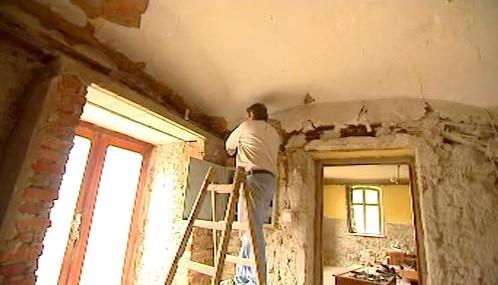 Oprava domu