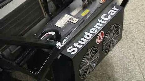 Student car elektrik