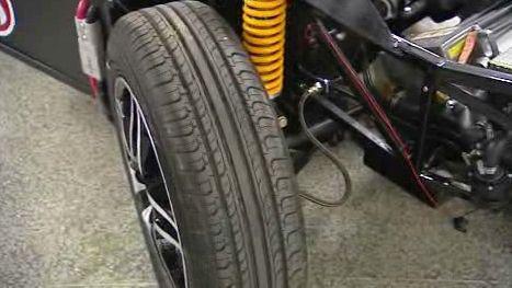 Student car elektrik - detail