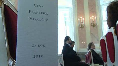 Cena Františka Palackého