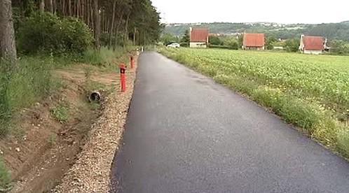 Nová cyklostezka Jihlava - Třebíč - Raabs