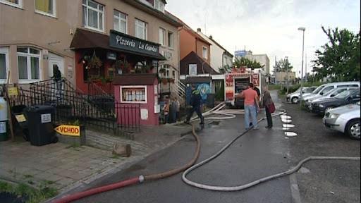 Bouřka způsobila lokální problémy na Brněnsku