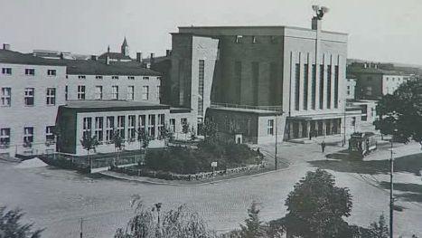 Olomoucké nádraží dříve