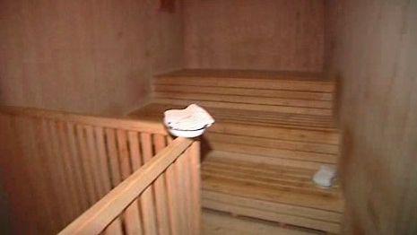 Sauna ve školce