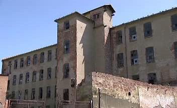 Bývalá továrna Karnola