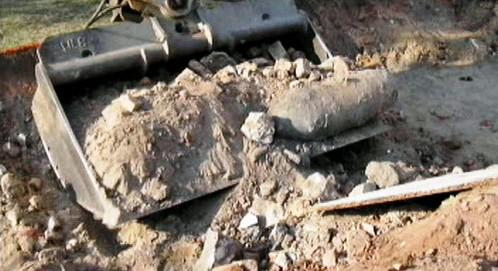 Bomba z 2. světové války