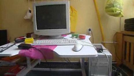 Speciální počítač ve stacionáři