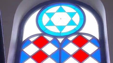 Okno synagogy