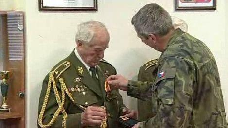 Ocenění veteránů