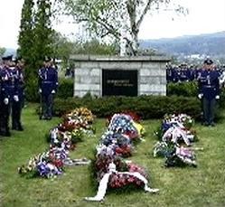 Památník obětí pochodu smrti