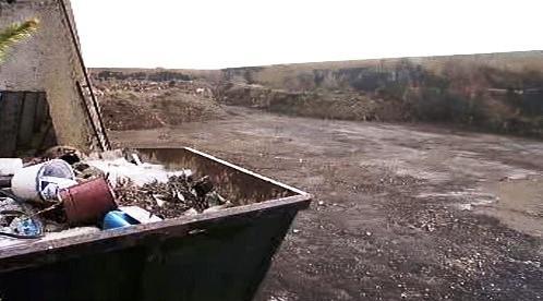 Bývalé hnojiště