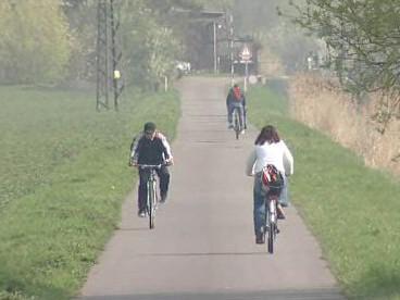 Baťův kanál lemuje cyklostezka