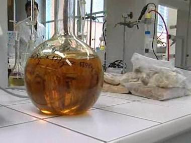 Výroba bionafty z odpadních tuků