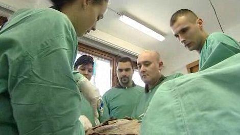 Výcvik se zdravotníky