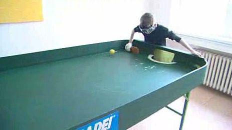Zapojení handicapovaných dětí do sportovních aktivit