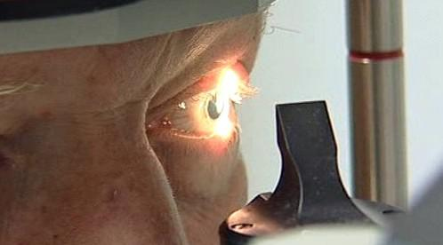 Vyšetření zraku