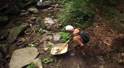 Budování Rychlebské stezky
