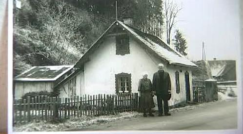 Fotografie mýtnice v Sobotíně