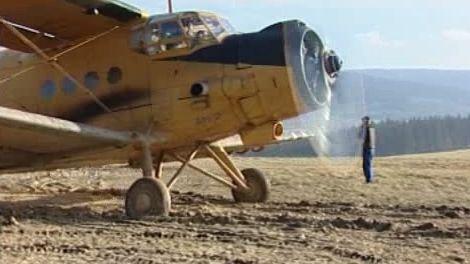 Letadlo hasičské služby