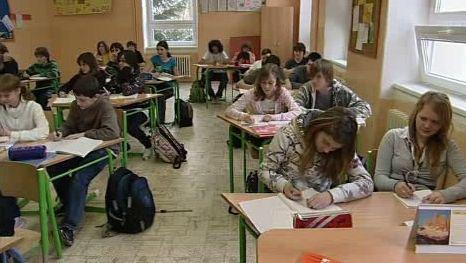 Žáci ZŠ Rýmyřov